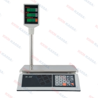 Весы торговые M-ER 326 ACP