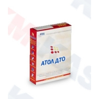 Комплект АТОЛ: Рабочее место кассира v.3.x, ЛЮКС USB + Windows POSReady