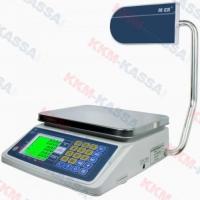 Весы торгово-фасовочные M-ER 326P